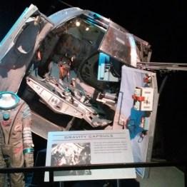 Warner Brothers Studio Tour Gravity capsule 1