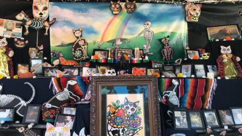Dia De Los Muertos The Legacy of Posada 2017
