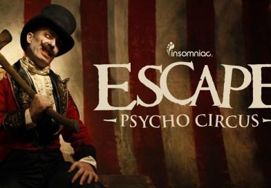 Escape: Psycho Circus Trailer
