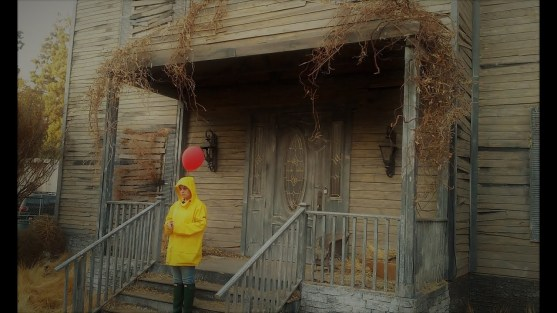 Pennywise in the Neibolt House
