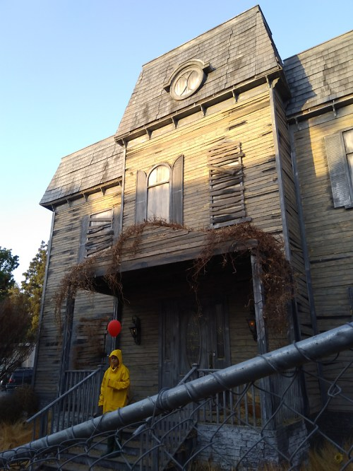 Warner Brothers Studio Tour Horror Made Here