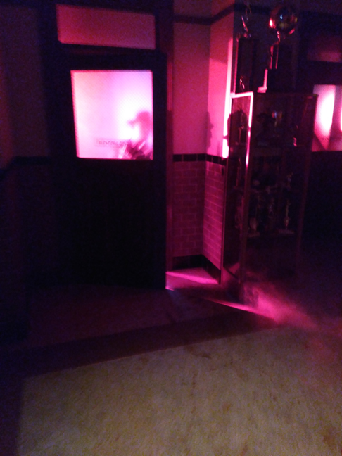 Warner Brothers Studio Tour Horror Made Here 2017 Freddy Kruger