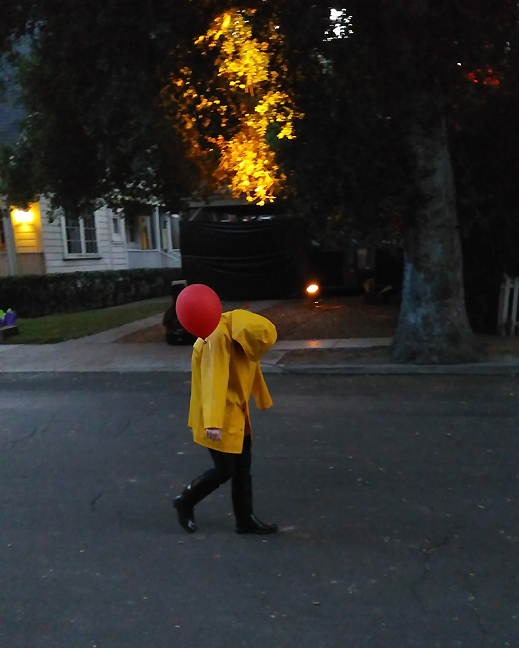 Warner Brothers Studio Tour Horror Made Here Halloween 2017 Georgie IT