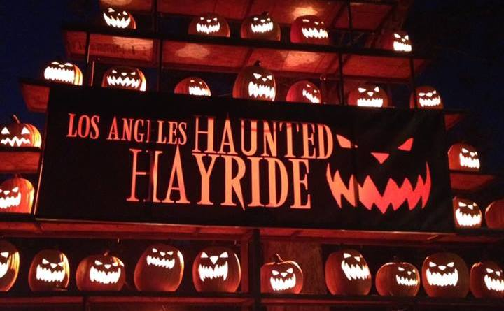 Los Angeles Haunted Hayride 2017 Jack O'Lanterns 2