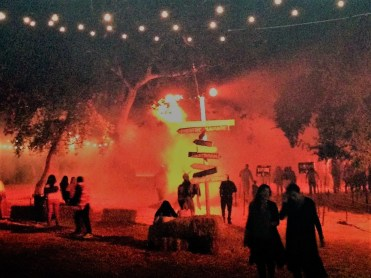 Los Angeles Haunted Hayride 2017 purgatory