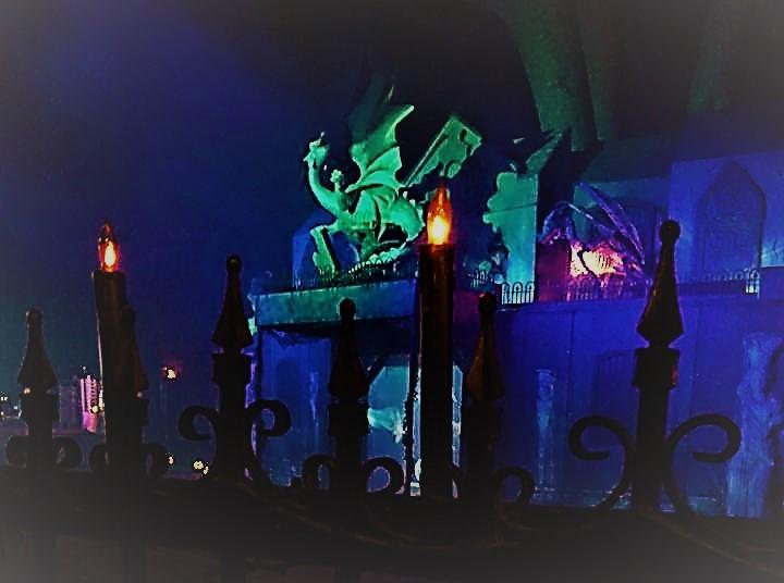 Los Angeles Live Steamers Ghost Train 2017 Warren A