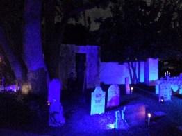 Rosehill Haunt 2017 cemetery
