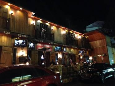 West Hollywood Haunted Pub Crawl: Saddle House