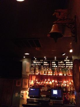 West Hollywood Haunted Pub Crawl: The Den bar