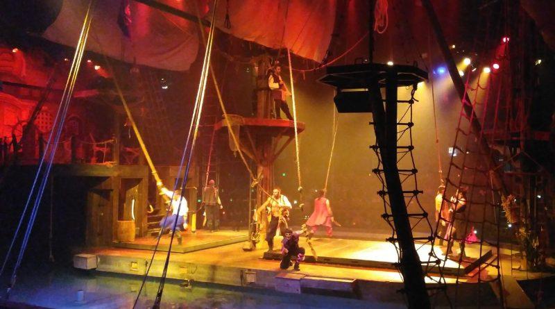 Vampirates 2017 Review crew on galleon