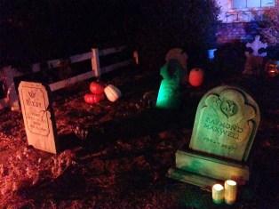 Van Oaks Cemetery 2017