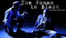 The Woman in Black at the Belfry Stage 2017
