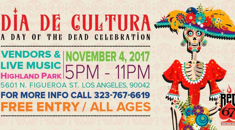 Dia De Cultura A Day of the Dead Celebration