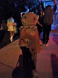 MHP Trick r Treat 2017 pumpkin character 2