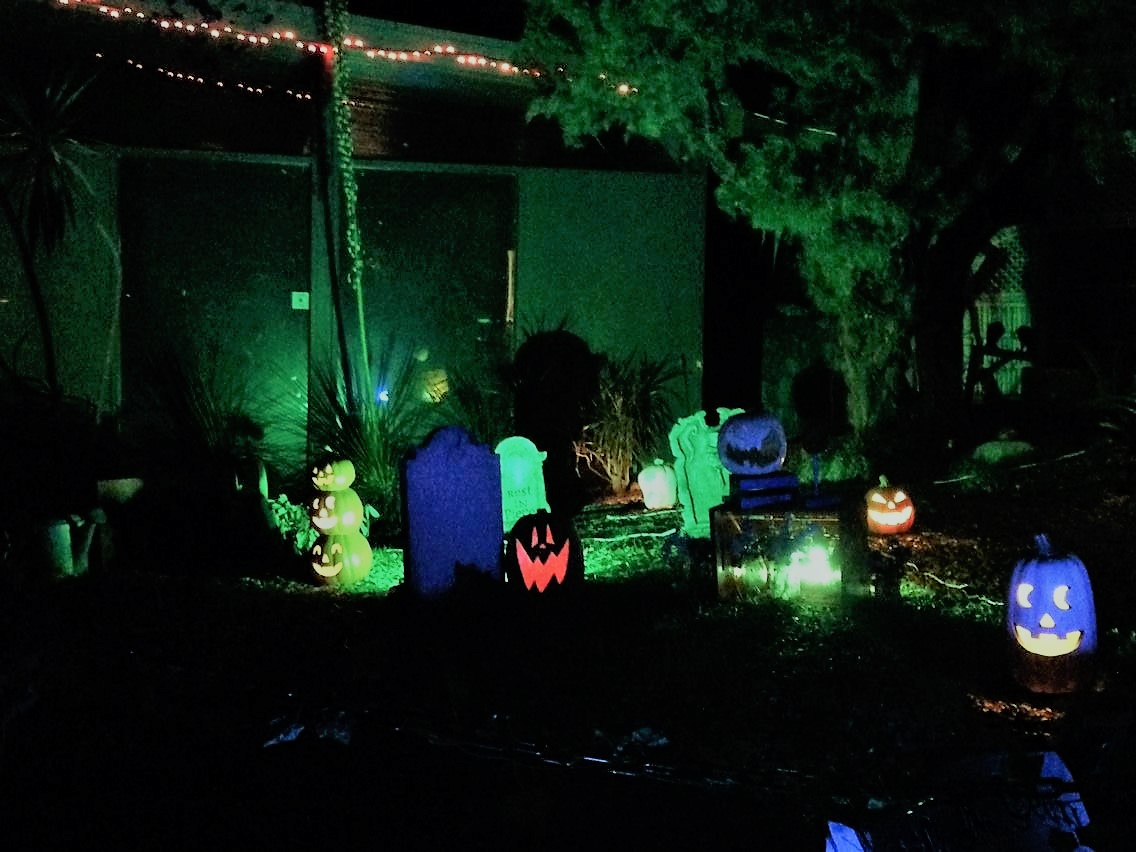 Halloween Haunt Odyssey 2017: Opechee, Rosehill, Trick 'r Treat