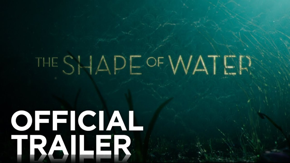 The Shape of Water & Creature from the Black Lagoon w/Guillermo Del Toro