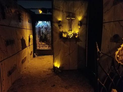 The Haunt at Daisy Avenue Ravenwood Mausoleum