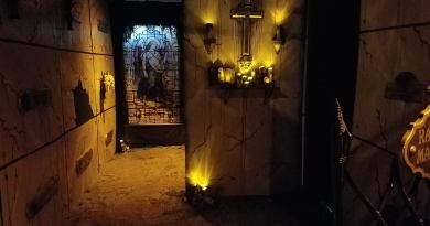 The Haunt at Daisy Avenue Ravenwood Mausoleum