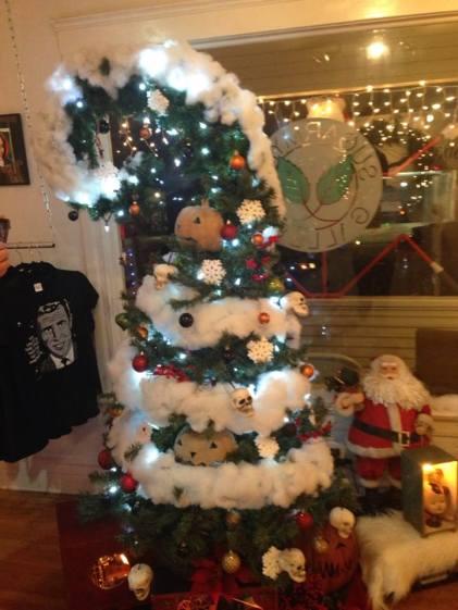 Dysfunctional Christmas Tree