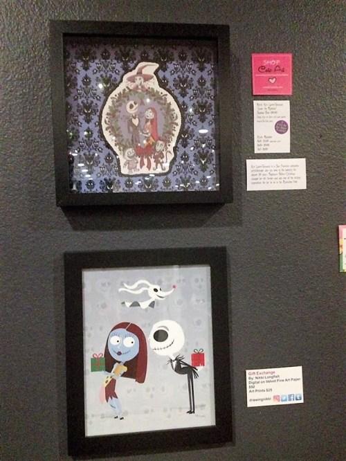 Perky Nerd Nightmare Before Christmas fan art 6
