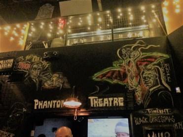 Phantom Theatre Entrance