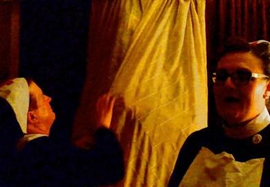 All Saints Lunatic Asylum: Video Interview