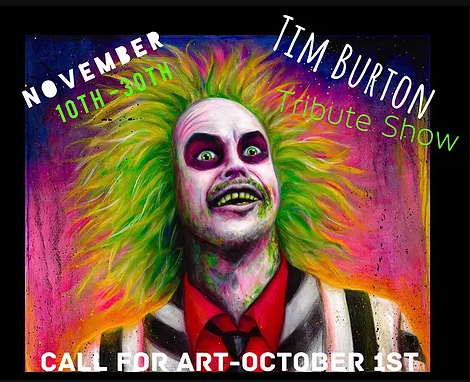Tim Burton Tribute Show