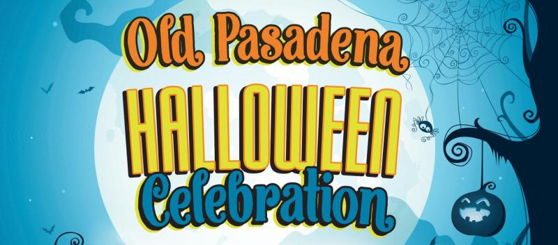 old pasadena halloween celebration
