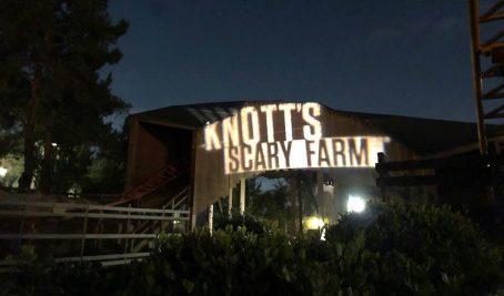 Knotts Scary Farm 2018 photographs