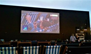 Montalban Rooftop Movies Review Screen