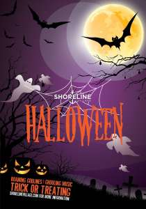 Shoreline Village Halloween 2018