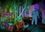 Clown Town Yard Haunt