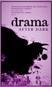 Drama After Dark 2018 program