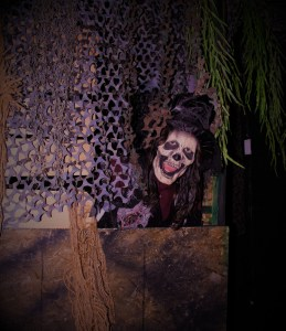 Field of Screams Sinister Valley 2018 Review skull face