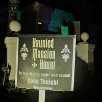 Haunted Mansion Haunt