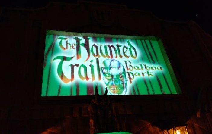 Haunted Trail At Balboa Park Review