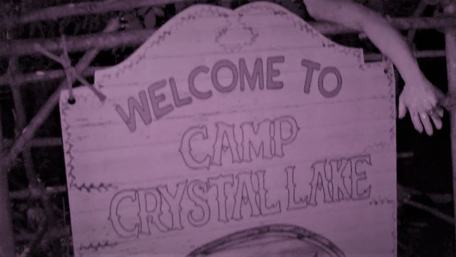 Horror Made Here 2018 Camp Crystal Lake Warner Bros back lot