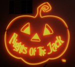 Nights of the Jack: A Halloween Jack O'Lantern Experience