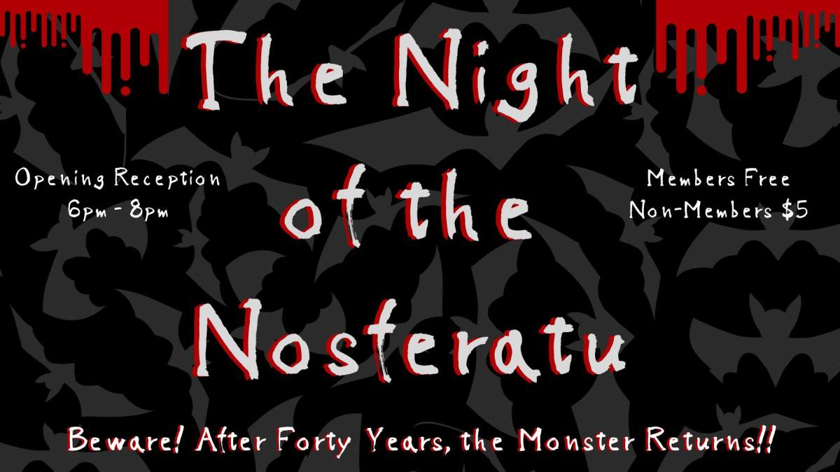 Count Dracula in Night of the Nosferatu