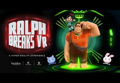 Ralph Breaks the VR coming to The Void