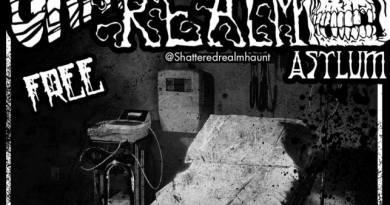 Shattered Realm Haunt Asylum