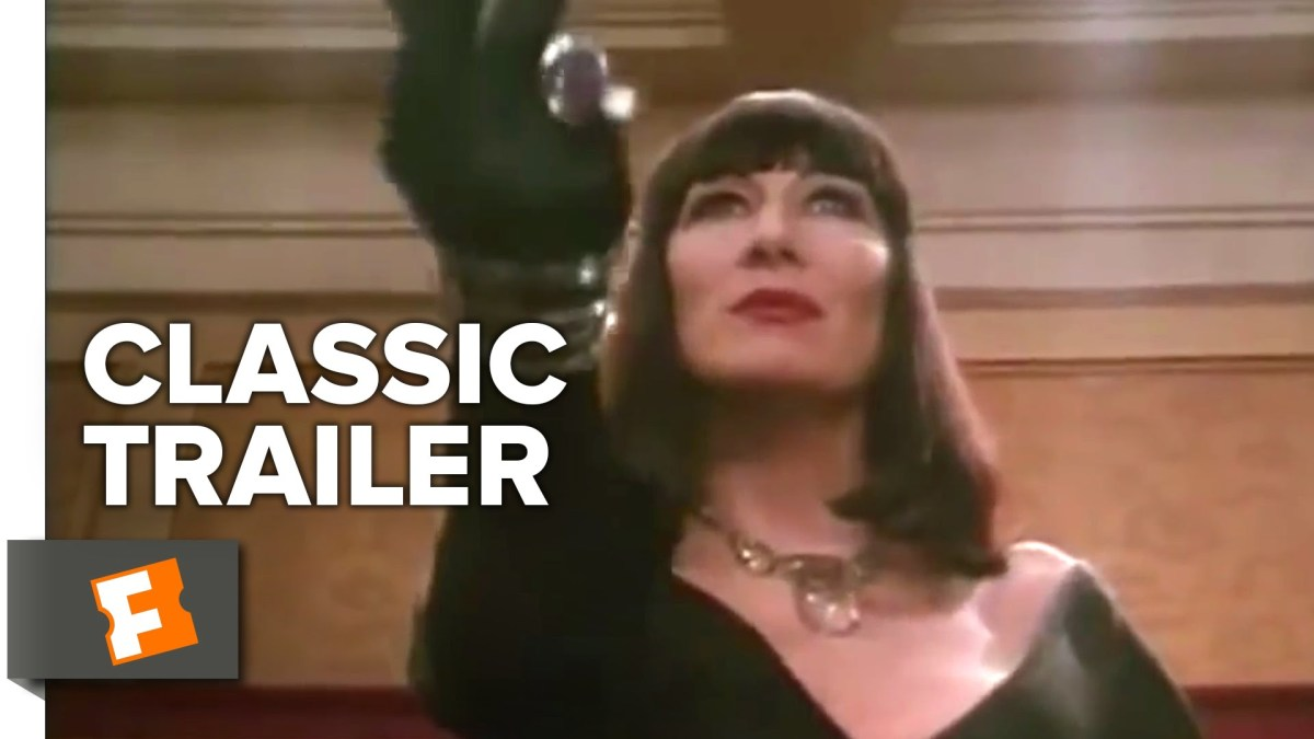 The Witches w/Anjelica Huston in person