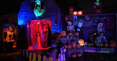 The Farm 2018 Verdugos yard haunts