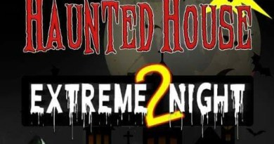 HIgh Desert Haunt Extreme Night