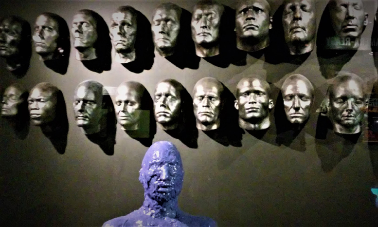 Hollywood Museum30 Years of Makeup Monsters and Magic