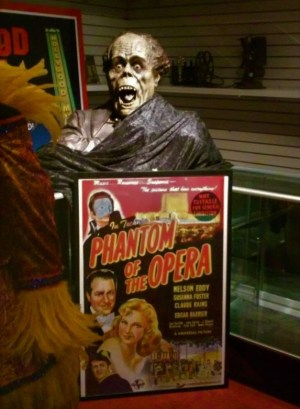 Hollywood Museum Phantom of the Opera