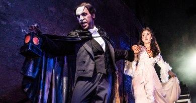 Phantom of the Opera 2019 production