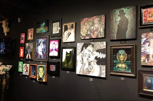 Dark Art Emporium review