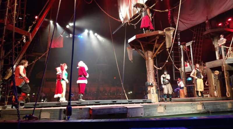 Pirates Christmas Adventure review