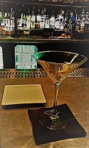 Cauldron Vesper Martini
